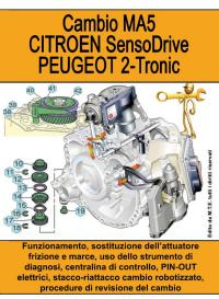 Cambio Robotizzato MA5 - CITROEN SensoDrive - PEUGEOT 2-Tronic