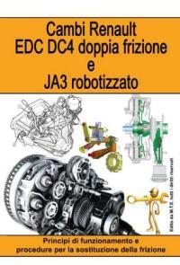 Cambi Renault EDC DC4 doppia frizione e JA3 robotizzato