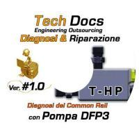 Corso sulla diagnosi del Common Rail con pompa DFP3