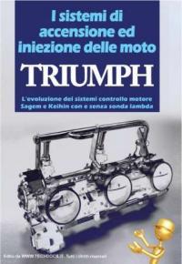 I sistemi di accensione ed iniezione delle moto Triumph